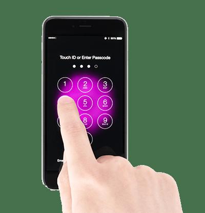 Smartphone-entsperren
