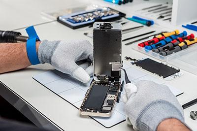 Huawei-Reparatur-Smartphone