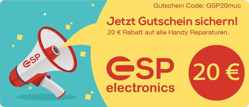 Gutschein Handy Reparatur